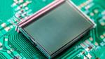 IC nutzt Ansteuermatrix als Touch-Sensor