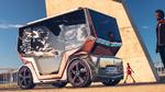 Konzeptfahrzeug »microSnap« nutzt »ibeo Next«