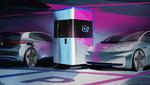 VW baut mobile Schnellladesäulen