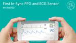 Synchronisierte PPG- und EKG-Überwachung