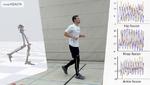 Detaillierte Bewegungserfassung mit intelligenten Textilien