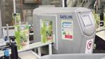 Metallsuchsystem erkennt Produkte mit hohem Feuchtegehalt