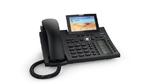 Snom stellt neues Tischtelefon D385 vor