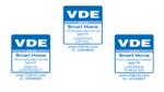 LUXORliving von Theben ist VDE-zertifiziert