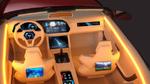 Dynamische Beleuchtung im Fahrzeuginnenraum
