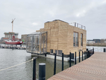 Energie-Siedlung sticht in See