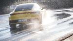 Steigerung der Fahrstabilität auf nassen Fahrbahnen