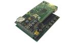 openD-Entwicklungssystem für Basisstationen mit Modulen von Dialog Semiconductor....