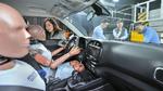 Multi-Kollisions-Airbag für den zweiten Aufprall