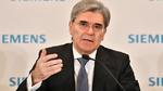 Starker Auftragseingang, sinkender Gewinn bei Siemens