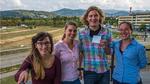 Zum Team Drinkmate gehören die Mikrosystemtechnik-Studenten Jasmin-Clara Bürger, Anna Kutsch