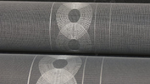Textilmaschinen wirken funktionale Elektronik