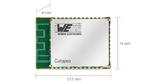 Zertifiziertes Wi-Fi Modul für industrielle Anwendungen