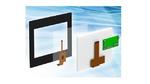 Neue TFTs mit PCAP-Touchscreen für die Industrie