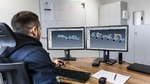 Erfasste 3D-Daten für CAD-Programme, Norrenbrock
