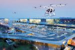 Erster europäischer Flughafen mit Lufttaxis
