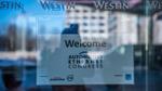 Das Westin Grand war am 13. und 14.02.2019 Austragungsort des AEC.