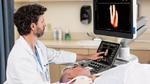 xMATRIX-Linearsonde für die Gefäßdiagnostik