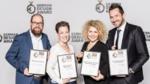 Vier Auszeichnungen für Busch-Jaeger