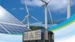 Umrichtersystem für Wind plus Batteriespeicher