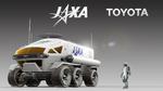 Brennstoffzellen-Fahrzeug für den Mond