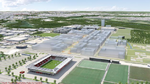 New Audi Technology Park on Remediated Site