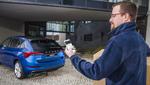 Skoda Auto DigiLab testet die Kofferraumzustellung