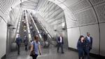 LED-Beleuchtungskonzept für Crossrail