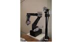 Prototyp kamerabasierter Gelenksensorik, Robot Vision