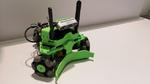 Der Mini-Roboter Kaya wird von einem Jetson Nano gesteuert.