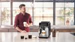 Einsteiger-Kaffeeautomaten mit innovativem Milchsystem