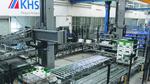 Modell-Anlage für DC-Industrie von KHS