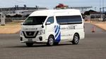 Nissan testet I2V-Technologie im Fahrbetrieb