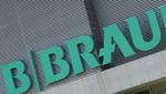 B. Braun hält Umsatz nahezu stabil
