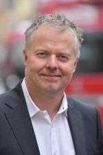 Stefan Mennecke, Regional Director Central & Southern Europe bei SOTI