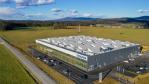 Luftaufnahme der Yaskawa-Roboter-Fabrik in Slowenien...
