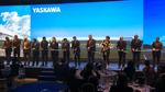 Roboter-Fabrik in Slowenien offiziell eröffnet