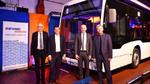 Rekordauftrag für Elektro-Busse