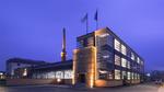 UNESCO-Weltkulturerbe in modernem LED-Licht