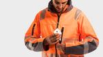 NFC-Technik macht Arbeitskleidung intelligent