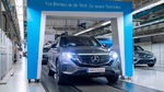 Mercedes-Benz EQC geht in Produktion
