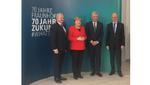 Fraunhofer celebrates 70th anniversary
