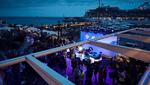 BMW i8 Roadster Safety Car im »Yacht Club de Monaco«