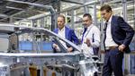 200 Vorserien-Fahrzeuge des neuen Elektroautos ID.3 gebaut