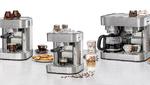 Neue Espressomaschinen zaubern feine, dichte Crema