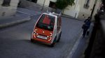 Mikromobil EZ-POD für den Stadtverkehr