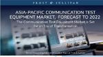 APAC wird für die Kommunikationstechnik immer lukrativer