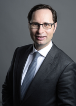 Oliver Rong, Roland Berger Unternehmensberatung