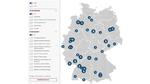Interaktive Landkarte der KI-Forschung
