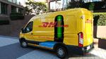 »H2 Panel Van« von DHL und StreetScooter
